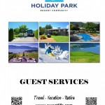 Holiday Park Resort Guest Services