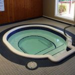 Rec Centre hot tub