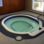 Rec Centre hot tub